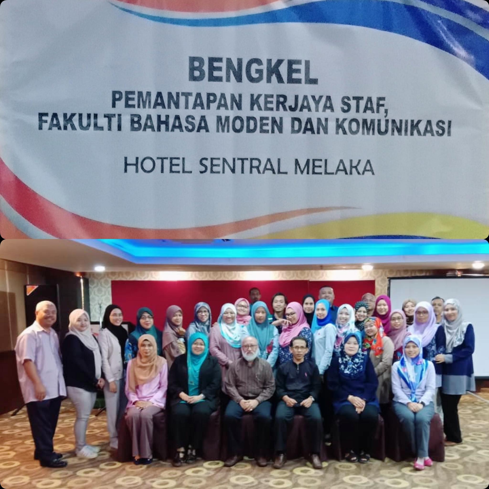 Career Enhancement Workshop For FBMK Staff 2019 (Management